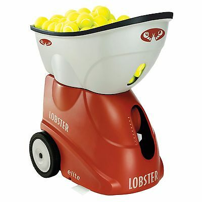 Lobster® ELITE 5 & 5 LIMITED EDITION Tennis Ball Machine [Net World Sports USA]