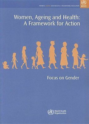 Women  Ageing and Health Paperback New  Book