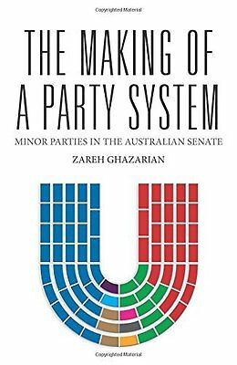 Making of a Party System by Ghazarian  Zareh Paperback New  Book