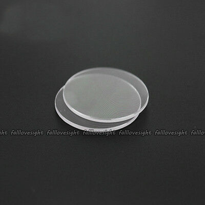 New-Sapphire-Crystal-Mirror-Round-Flat-Watch-Lens-Replace-26-40-mm-T3-0mm  New-