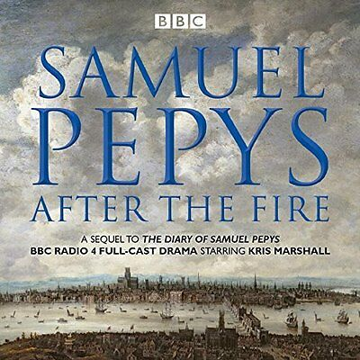 Samuel Pepys - After the Fire by Samuel Pepys New CD-Audio Book