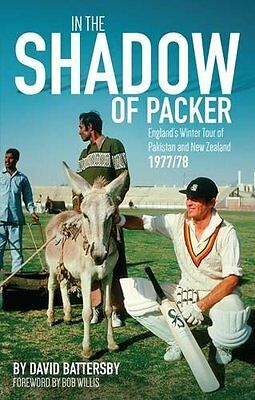 In the Shadow of Packer by Battersby  David Paperback New  Book