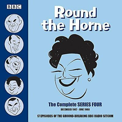 Round the Horne by Barry Took New CD-Audio Book