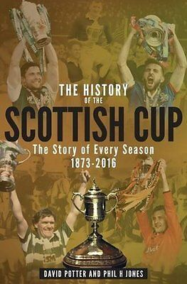 History of the Scottish Cup by Hulme  Phil Paperback New  Book