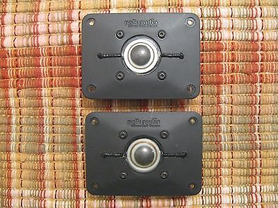 Pair of  Polk Audio SL 2000 Tweeters - Excellent Functional Condition