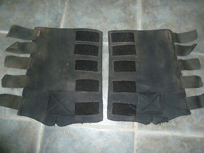 shires neoprene mud socks turnout boots XL size