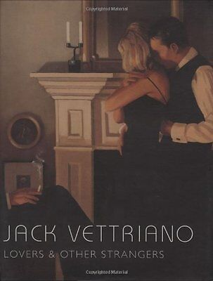 Lovers and Other Strangers by Jack Vettriano New Hardback Book