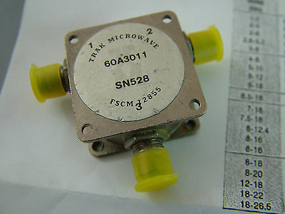 TRAK Isolator 2.6 - 5.2GHz 60A3011