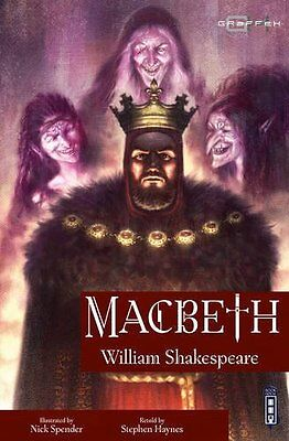 Macbeth by William Shakespeare New Paperback Book