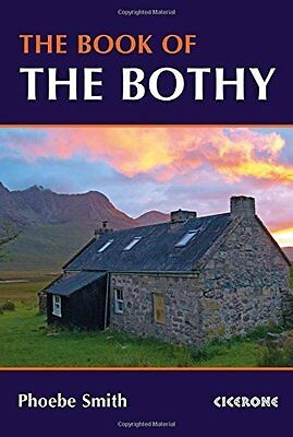Book of the Bothy by Phoebe Smith New Paperback Book