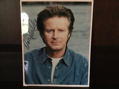 Eagles Don Henley autographed 8x10 with COA