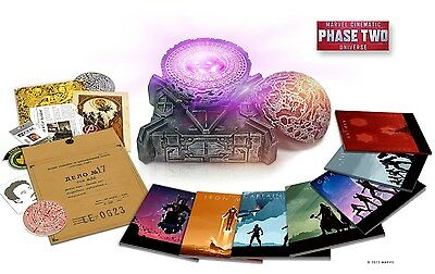 Marvel Cinematic Universe: Phase Two 2 Collection 3D [BR3D + Blu-ray + Digital]