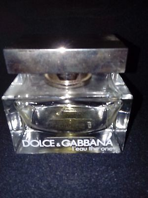 *Empty* Dolce & Gabbana 'The One' 50ml EDT For Her