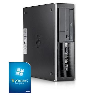 PC HP Compaq 8100 Elite Intel Core i5-650 3.2GHz 4GB Ram 320GB HDD ordenador