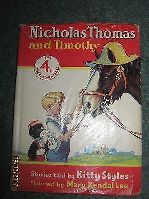 Nicholas Thomas and Timothy - The 4th Book of Adventures