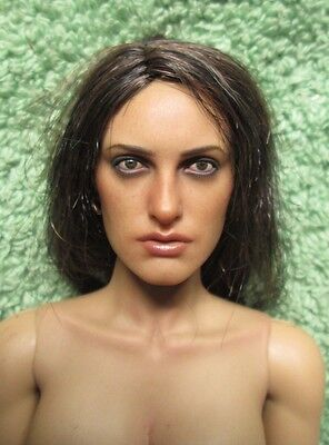 1:6 Scale HOT TOYS MMS181 Pirates of the Caribbean Angelica - Head Sculpt