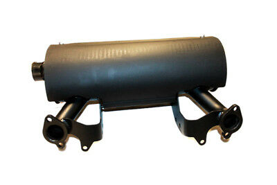 RIGHT SIDE MUFFLER for Horizontal 27-35hp Briggs Vanguard Engines, BS-846153