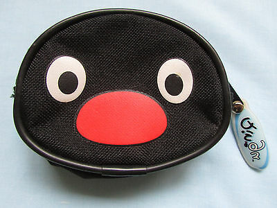 Fab Rare Cute *pingu* Penguin Zip Up Purse - Official Merchandise