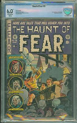 Haunt Of Fear #19 [1953] Certified[6.0] Heads You Lose