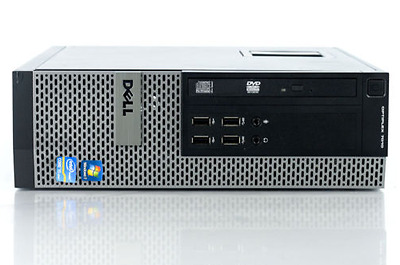 Dell OptiPlex 7010 SFF Core i3 - 2120 @ 3.30GHz 4GB RAM 250GB HDD Win 7 Pro