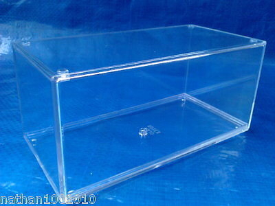 New Clear Acrylic Display Case Diecast Model Car F1 Wrc Rally Stackable 1/43