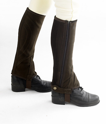 Hy Clarino Half Chaps Child - CLEARANCE - WAS £20