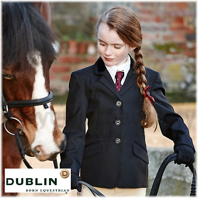 Dublin Haseley Childs Show Jacket