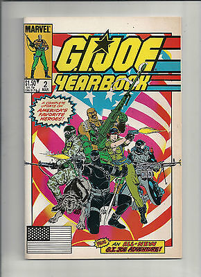 GI Joe Yearbook  #2  NM-