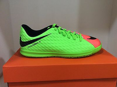 quality design 0e61a 2e3f3 NIKE JR HYPERVENOM Phade III IC Indoor Soccer Shoes Youth Sizes