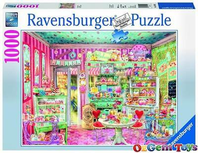 Ravensburger - The Candy Shop - 1000 Piece Jigsaw Puzzle