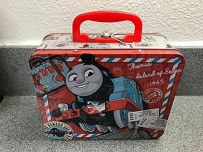 Thomas & Friends Circus Train Tin / Metal Lunch Box Is In Great Used Condition