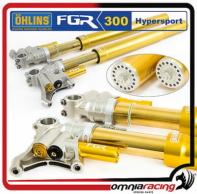 Ohlins Fork FGR 300 Official World SBK with cartridge TTX - Universal