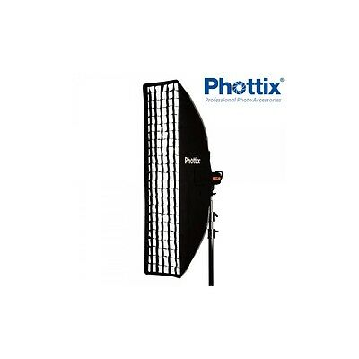 PHOTTIX SOLAS STRIP SOFTBOX GRID 40x180