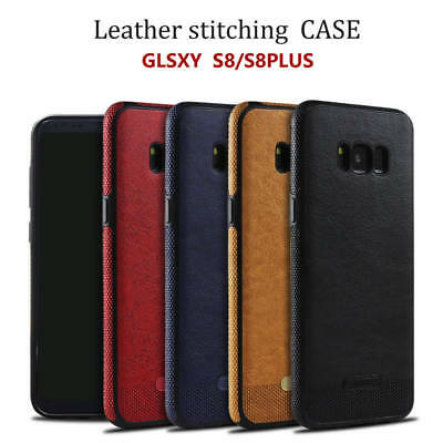 Funda Carcasa Cuero PU suave TPU case cover Antichoque para Apple iPhone 7 Plus