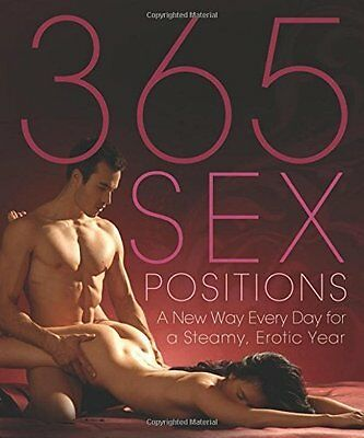 365 Sex Positions by Lisa Sweet New Paperback Book
