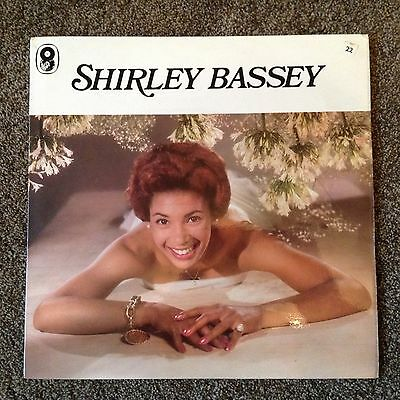 The Fabulous Shirley Bassey With Geoff Love LP Vinyl Album
