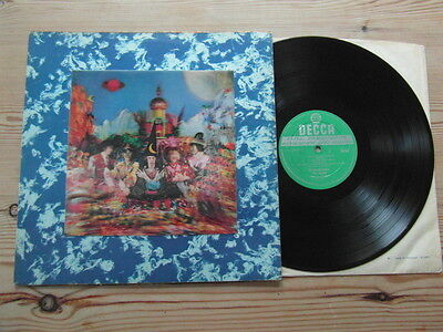 Rolling Stones-Their Satanic Majesties Request-Rare Transition Copy-Vg+ Lp 1967