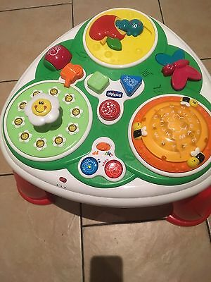 Chicco Talking Activity Garden Table