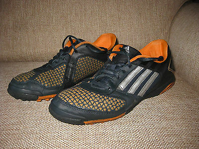 Adidas freefootball x-ite 5 aside astro trainers boots size 8