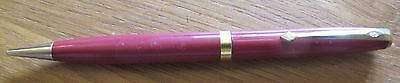 Conway Stewart pencil in red with twist mechanism
