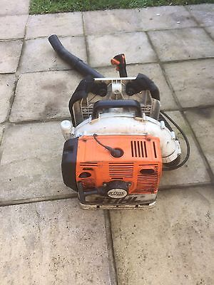 Stihl Br380 leaf blower Collection Only