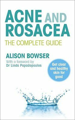 Acne and Rosacea by Bowser  Alison Paperback New  Book