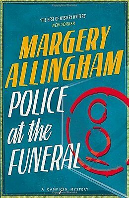 Police at the Funeral by Allingham  Margery Paperback New  Book