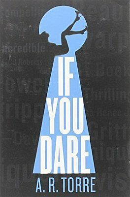If You Dare by A. R. Torre New Paperback Book