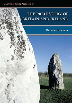 Prehistory of Britain and Ireland by Richard Bradley New Paperback Book