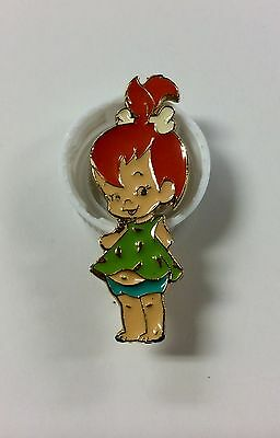 The Flintstones Starline Enamel Pin Pebbles Flintstone 1994