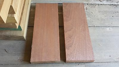 Sapele body blank guitar bass tonewood luthier no.017