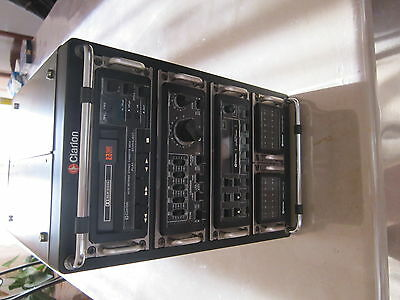 Rare Chaines Autoradio Clarion Vintage Collection