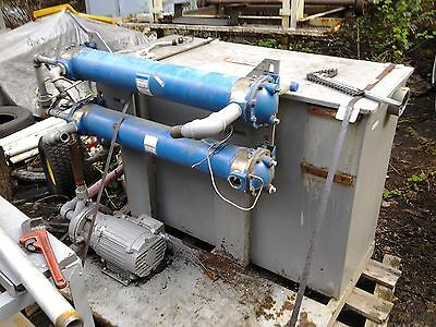 American Standard Tube and Shell Heat Exchanger BCF/ 05-030-05-036-06