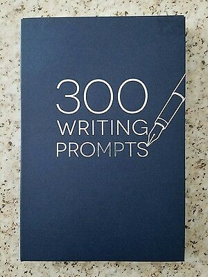 300 Writing Prompts By Piccadilly, Buy Now, New - Actual Item Shown, Buy Now
